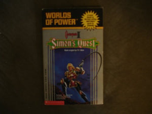 Castlevania Ii: Simon Quest Worlds Of Power #4