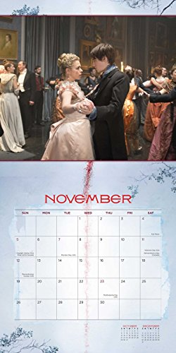 Penny Dreadful 2017 Wall Calendar