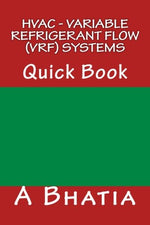 Hvac - Variable Refrigerant Flow (Vrf) Systems: Quick Book