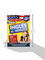 Ingls Al Minuto Audio Pack (Libro + 4 Cds). Nueva Edicin / English In A Minute (Book + 4 Cds). New Edition (Spanish Edition)