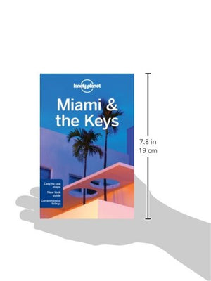 Lonely Planet Miami & The Keys (Travel Guide)