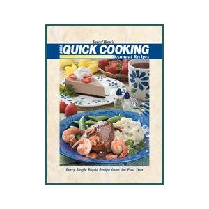 Taste Of Home'S 2003 Quick Cooking Annual Recipes