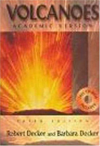 Volcanoes (Third Edition)
