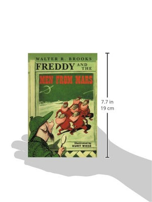 Freddy And The Men From Mars (Freddy And The Pig)