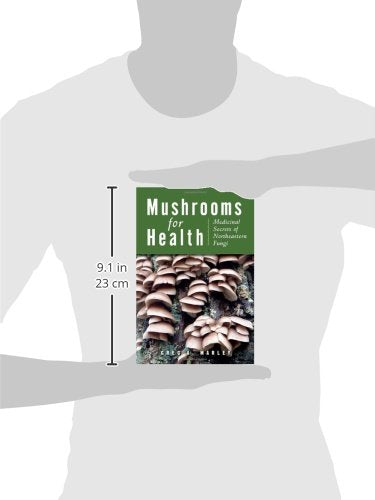 Mushrooms For Health: Medicinal Secrets Of Northeastern Fungi