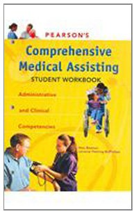 Pearson'S Comprehensive Medical Assisting Student Workbook