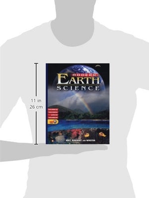 Modern Earth Science: Student Edition 2002