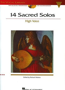 14 Sacred Solos: The Vocal Library High Voice