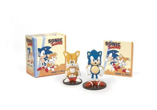 Sonic The Hedgehog: Sonic And Tails (Miniature Editions)