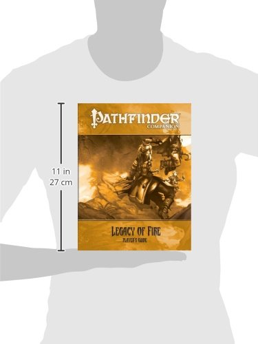 Pathfinder Companion: Legacy Of Fire Player'S Guide