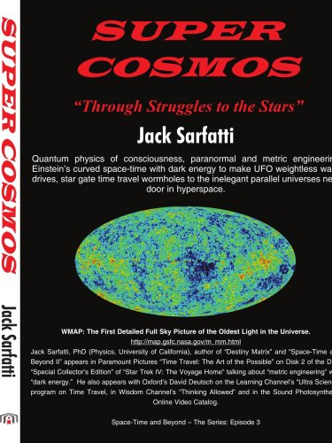 Super Cosmos: Through Struggles To The Stars (Space-Time And Beyond)