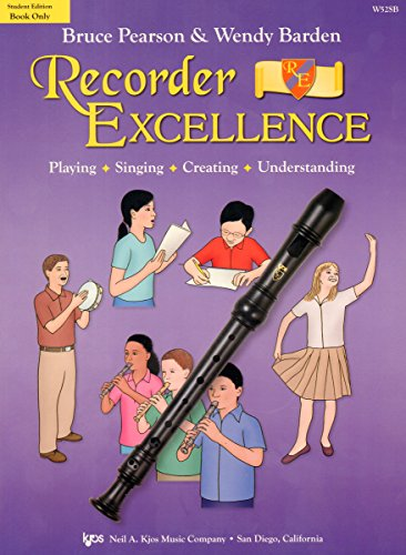 W52Sb - Recorder Excellence - Student Ed.