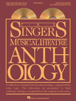 Singer'S Musical Theatre Anthology Bariton And Bass Vol.5 Accompaniment Wtih 2 Cds (Singer'S Musical Theatre Anthology (Accompaniment))