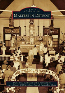 Maltese In Detroit (Images Of America Series)
