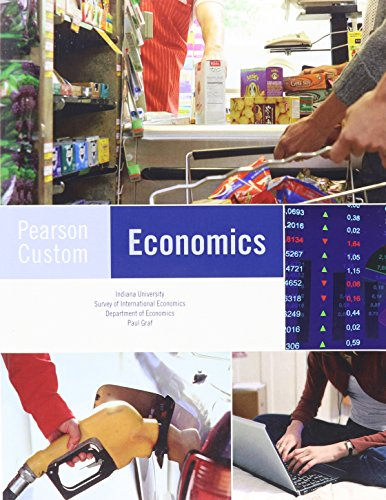 Pearson Custom Economics Intermediate Micro Theory 203