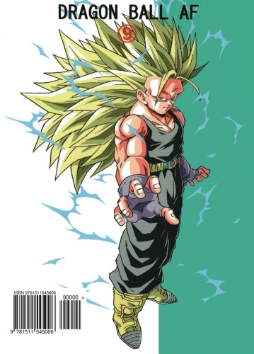 Dragon Ball Af Volume 9