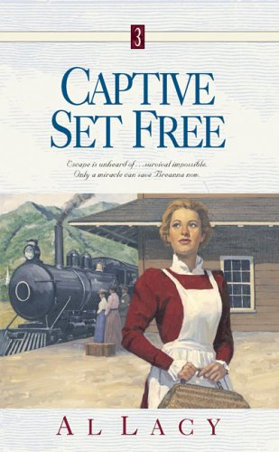 Captive Set Free (Angel Of Mercy Series #3)