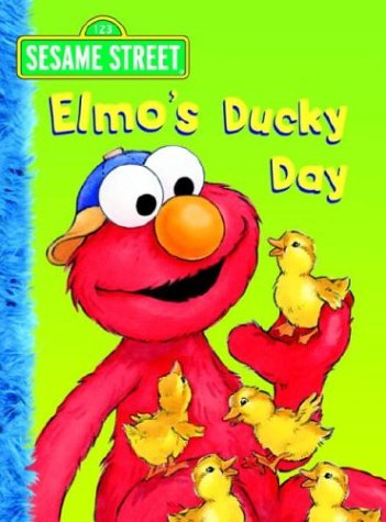Elmo'S Ducky Day (Sesame Street: Big Bird'S Favorites Board Books)