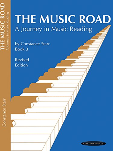 The Music Road, Bk 3: A Journey In Music Reading (Suzuki Piano Reference)
