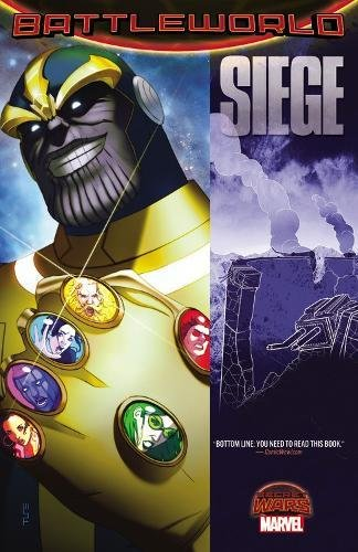 Siege: Battleworld (Secret Wars: Battleworld: Seige)