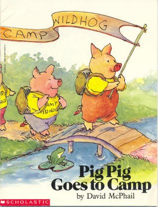 Pig Pig Goes To Camp