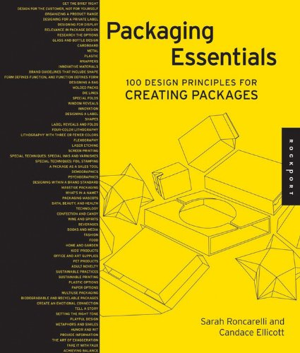 Packaging Essentials: 100 Design Principles For Creating Packages (Design Essentials)
