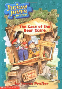 The Case Of The Bear Scare (Jigsaw Jones Mystery, No. 18)