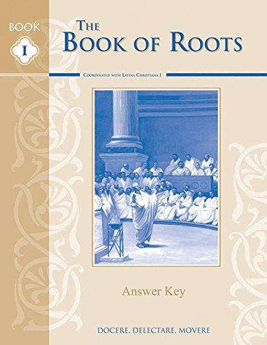 The Book Of Roots, Answer Key