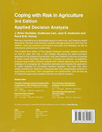 Coping With Risk In Agriculture: Applied Decision Analysis