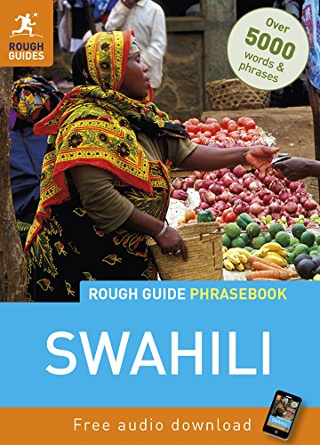 Rough Guide Phrasebook: Swahili (Rough Guides Phrasebooks)