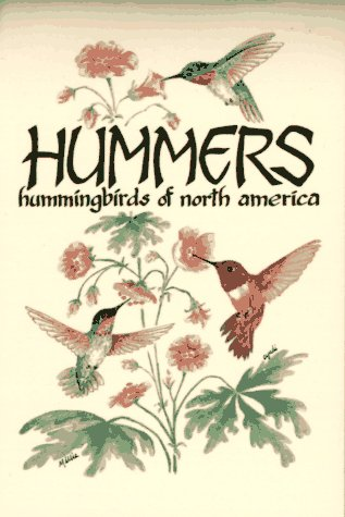 Hummers: Hummingbirds Of North America (Pocket Nature Guides)
