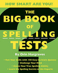Big Book Of Spelling Tests