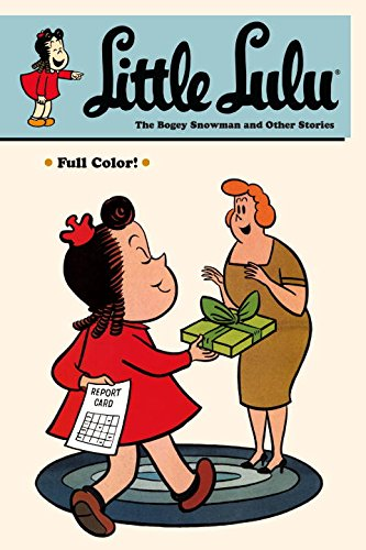 Little Lulu Volume 23: The Bogey Snowman And Other Stories