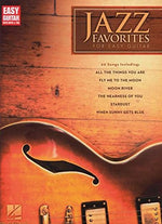 Jazz Favorites For Easy Guitar: Easy Guitar With Notes & Tab