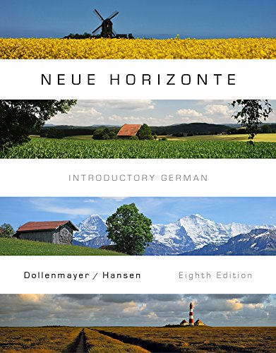 Bundle: Neue Horizonte, 8Th + Ilrn Heinle Learning Center Printed Access Card (Cengage Advantage Books)