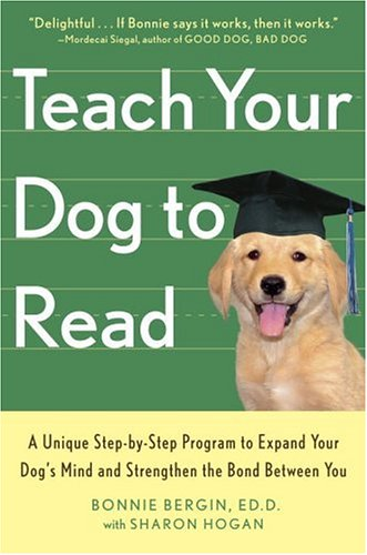 Teach Your Dog To Read