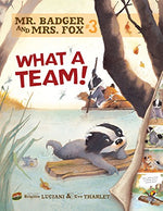 What A Team!: Book 3 (Mr. Badger And Mrs. Fox)