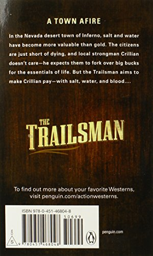 The Trailsman #393: Six-Gun Inferno