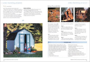 Sheds, Gazebos & Outbuildings (Black & Decker Home Improvement Library)