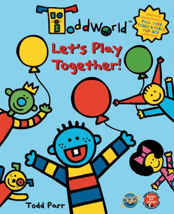Toddworld: Let'S Play Together!
