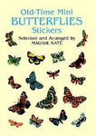 Old-Time Mini Butterflies Stickers (Dover Stickers)