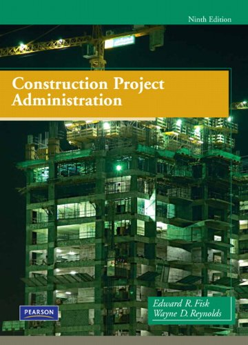 Construction Project Administration, 9Th Edition