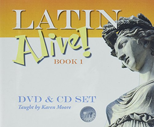 Latin Alive! One - Cd & Dvd Set (English And Latin Edition)