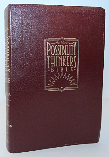 The New Possibility Thinkers Bible