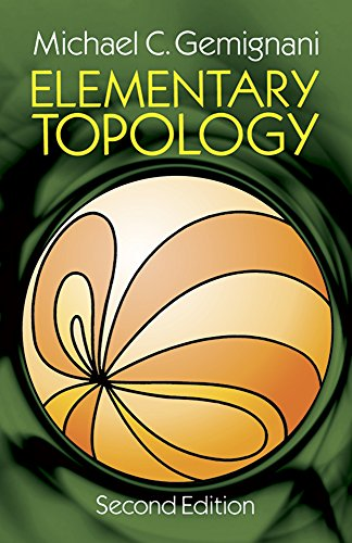 Elementary Topology: Second Edition (Dover Books On Mathematics)