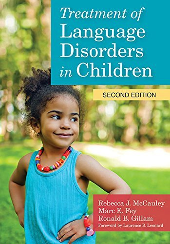Treatment Of Language Disorders In Children, Second Edition (Cli) (2016-10-13)