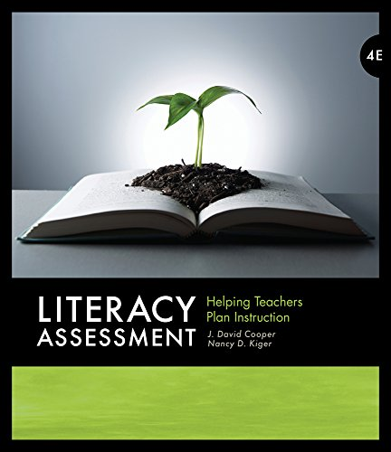 Literacy Assessment: Helping Teachers Plan Instruction (Whats New In Education)