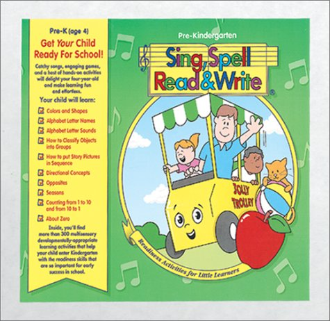 Preschool Home Kit Second Edition Sing Spell Read And Write