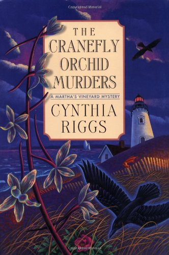 The Cranefly Orchid Murders (Martha'S Vineyard Mysteries)