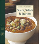 Williams-Sonoma The Best Of The Kitchen Library: Soups, Salads & Starters